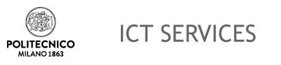 University ICT services